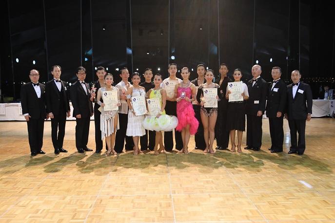 アマC級ラテンアメリカン表彰式