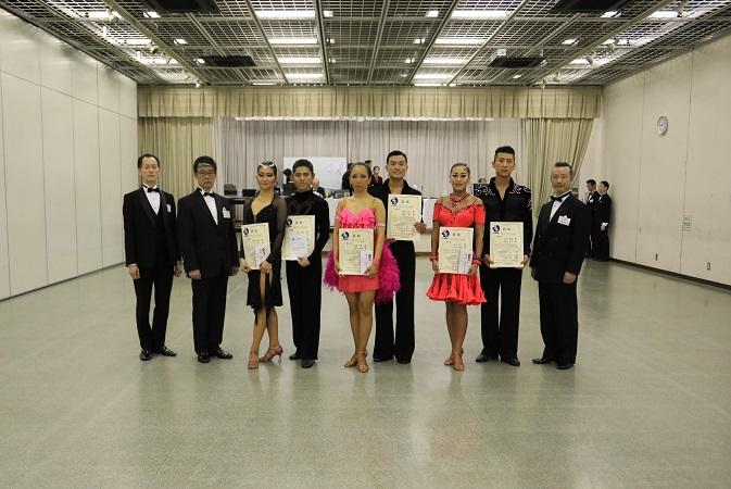 プロノービス級ラテンアメリカン表彰式