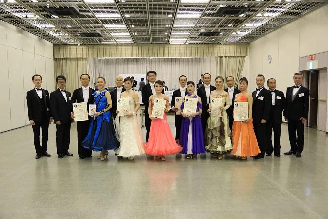 アマE級スタンダード表彰式