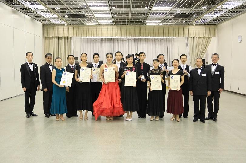 アマN級スタンダード表彰式