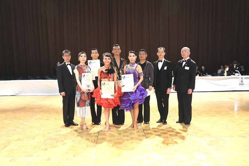 アマE級ラテンアメリカン表彰式