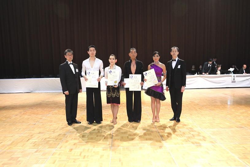 アマF級ラテンアメリカン表彰式