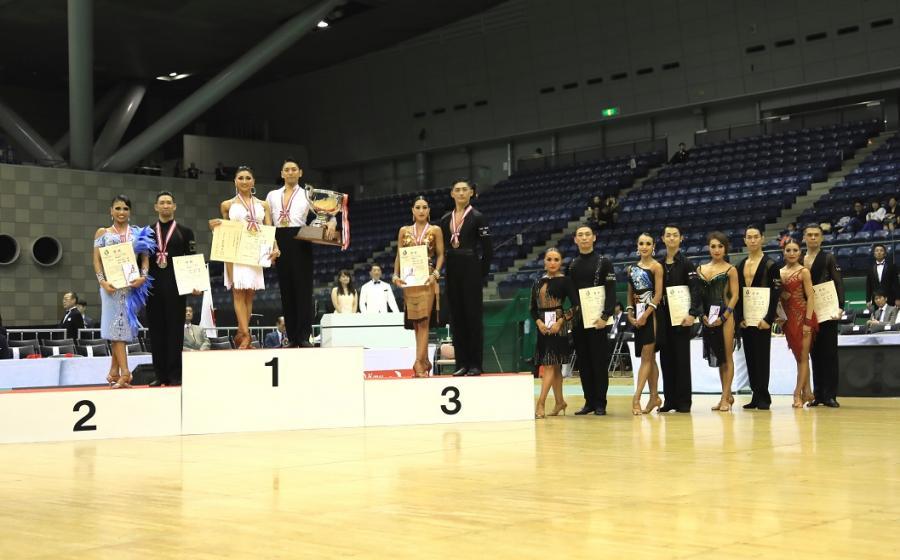 プロラテン表彰式