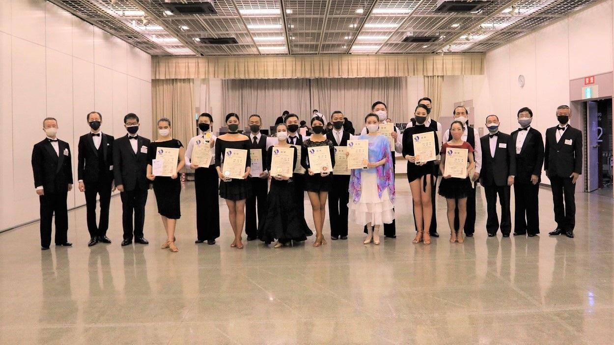 アマ N ラテンアメリカン表彰式